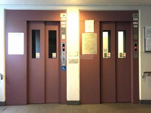 コーシャハイム西馬込>エレベーター