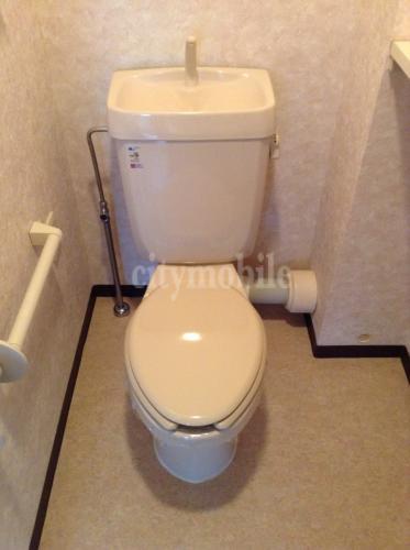 サンヴァリエ桜堤>トイレ