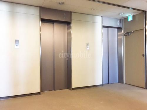トミンタワー台場三番街>エレベーター