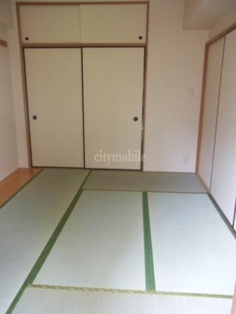 トミンハイム桂坂>和室