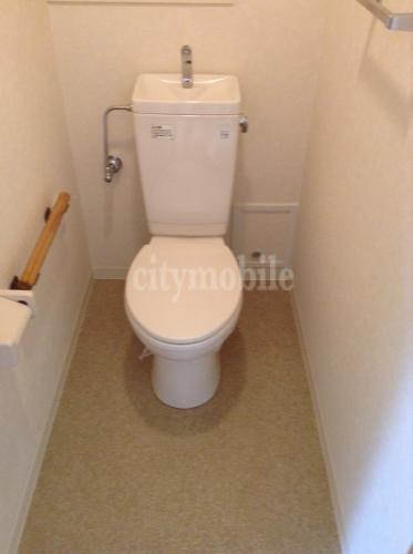 多摩平の森>トイレ