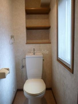 ニューグリーンコーポ>トイレ