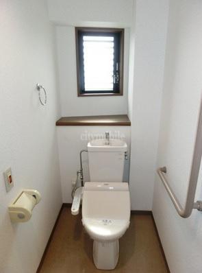 クレール・赤塚>トイレ