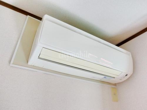 サニーコート喜多見>エアコン