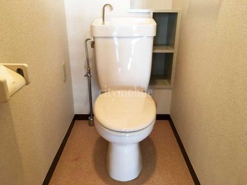 コーシャタワー佃>トイレ