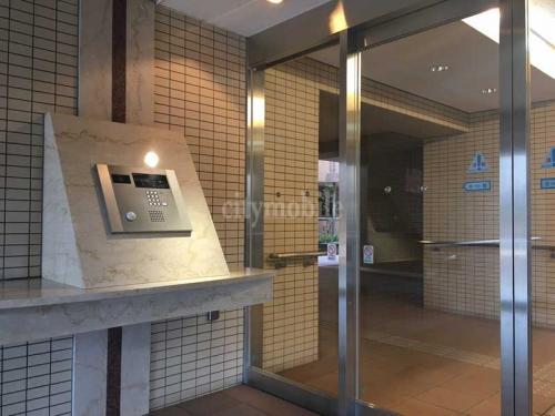 コーシャハイム東新宿>オートロック