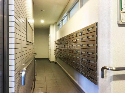 コーシャハイム西馬込>メールボックス