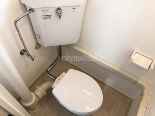 栗原団地>トイレ