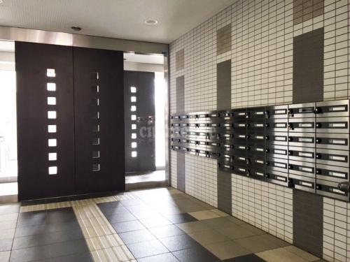 コーシャハイム上鷺宮>メールボックス
