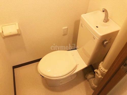 日の出町団地>トイレ