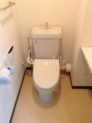 プラザシティ立川>トイレ