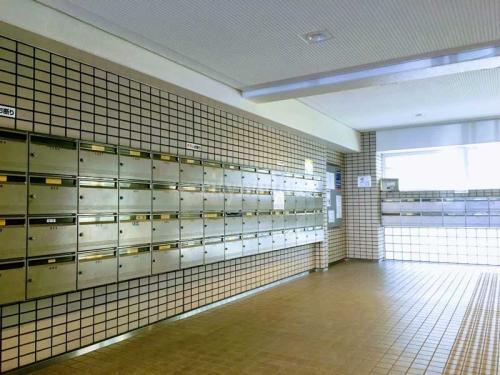 トミンハイム薬王寺>メールボックス