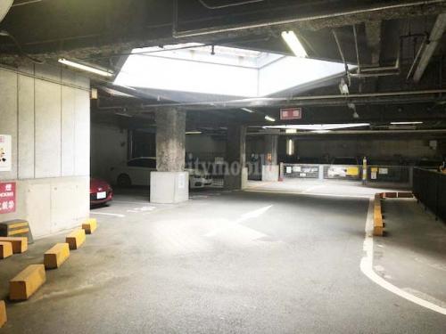 リバーピア吾妻橋ライフタワー>駐車場