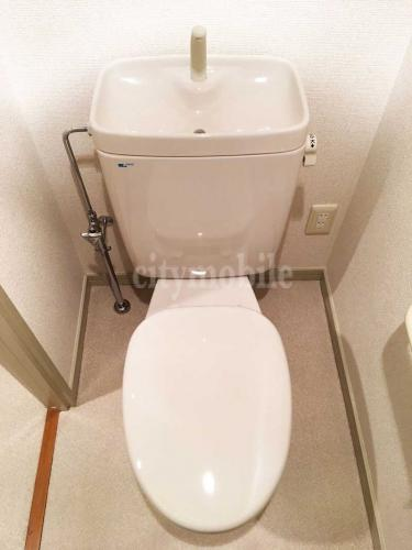 コーシャハイム南蒲田>トイレ