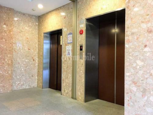 アクシス台東>エレベーター