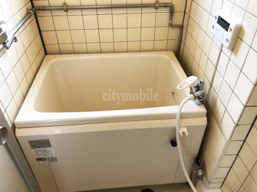 竹の塚第一団地>浴槽