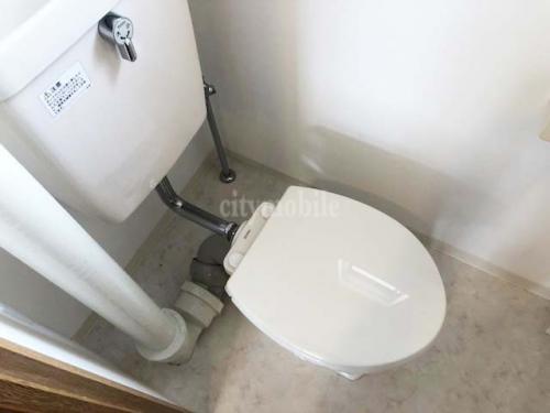 竹の塚第三団地>トイレ