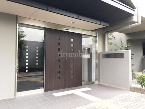 コーシャハイム上鷺宮>入口
