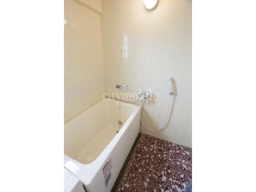 立川一番町東団地>浴室