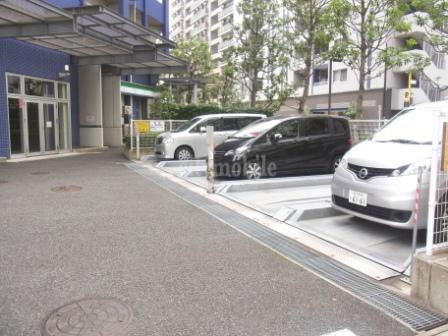 セルリアンホームズ勝どき>駐車場