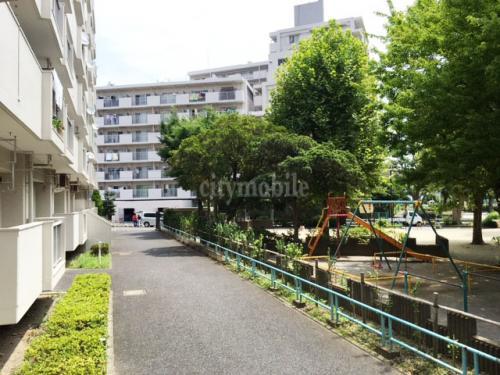 青井五丁目住宅>周辺環境