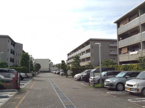 シティコート二子玉川>駐車場