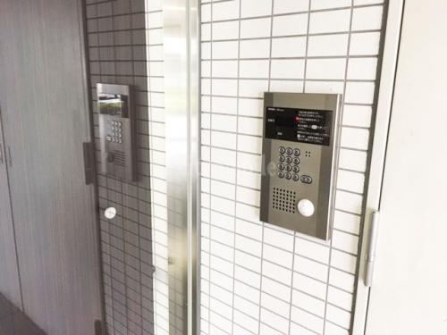 コーシャハイム上鷺宮>オートロック