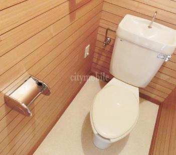 ヴィラ・バルビゾン>トイレ