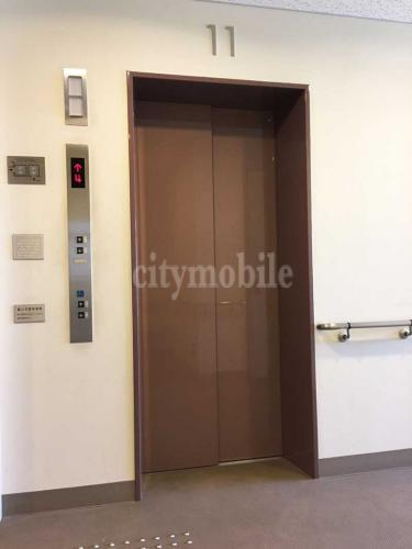 コーシャハイム神田>エレベーター