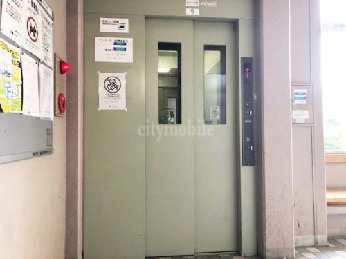 フレール西新井第二>エレベーター