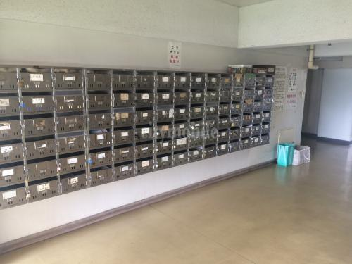 幡ヶ谷>メールボックス