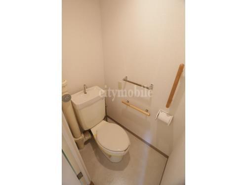 立川一番町東団地>トイレ