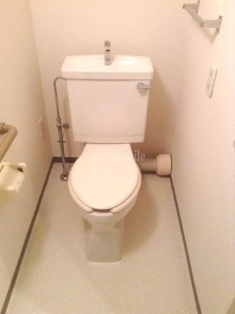トミンタワー多摩川二丁目>トイレ