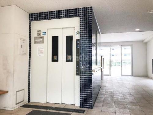 フレール西新井中央公園>エレベーター