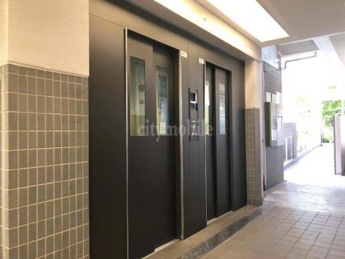 フレール西新井第一>エレベーター