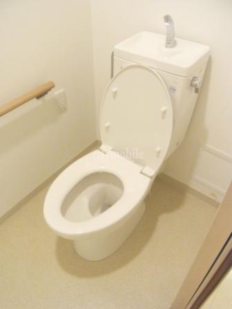 三鷹台団地>トイレ