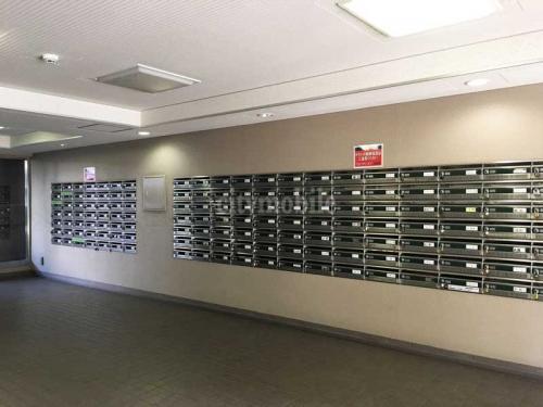 コーシャハイム南蒲田>メールボックス