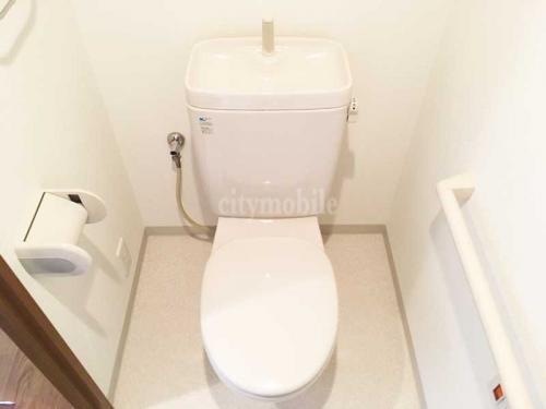 ブリリアントヨス>トイレ