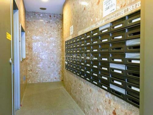 アクシス台東>メールボックス