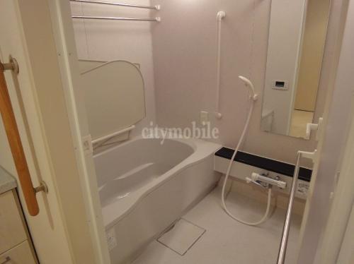 豊洲シエルタワー>浴室