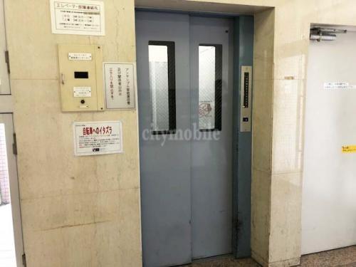 アンサンブル宮地>エレベーター