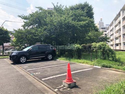 竹の塚第三団地>駐車場
