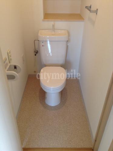 アクティ三軒茶屋>トイレ