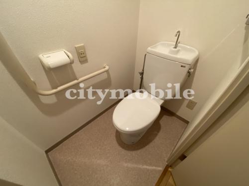 トミンハイム南台三丁目>トイレ