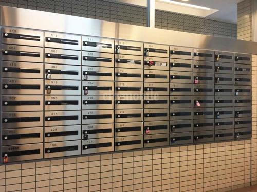 コーシャハイム東新宿>メールボックス
