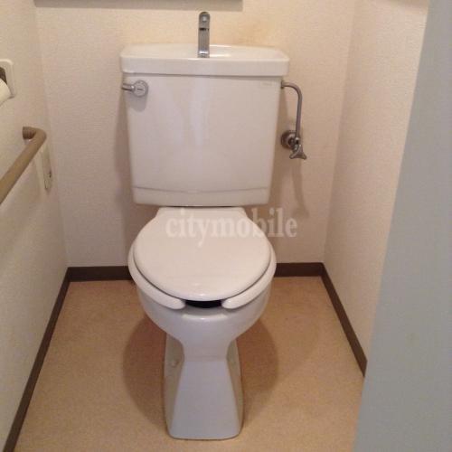 勝どきビュータワー>トイレ