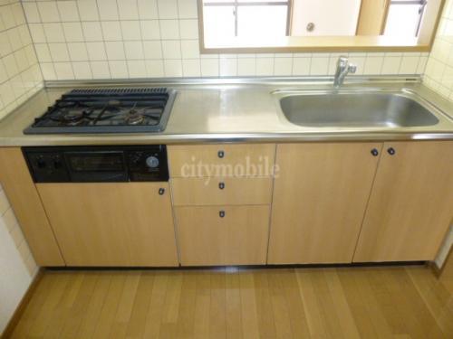 フロレスタ・パラセッテ>キッチン