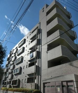 クレール・赤塚>外観