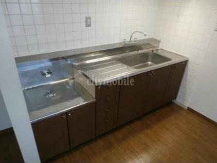 ベイコート山室>キッチン