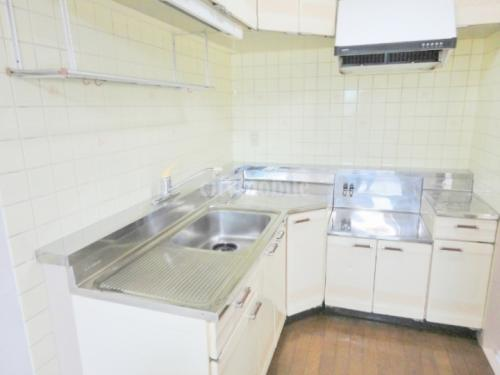 ポルト・ベルジェール>キッチン